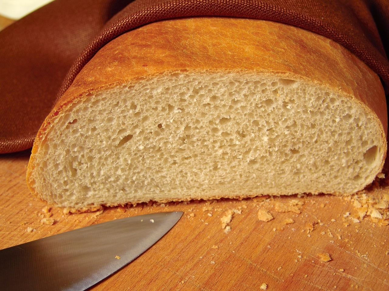 Recette : un pain un peu spécial