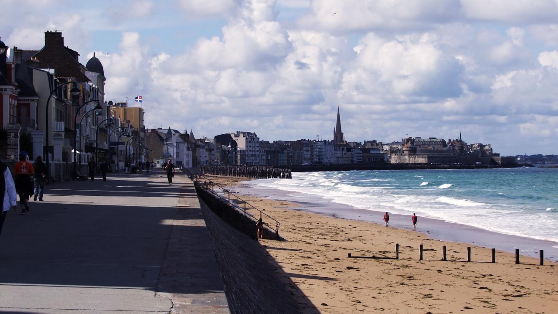 Je passe mes vacances à découvrir la Bretagne